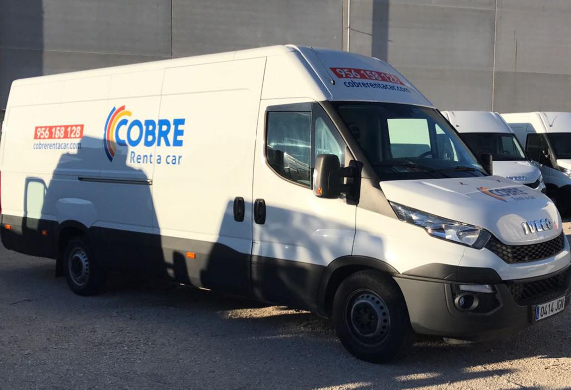 Vehiculos Cobre Rent A Car # Muebles Para Vehiculos Industriales